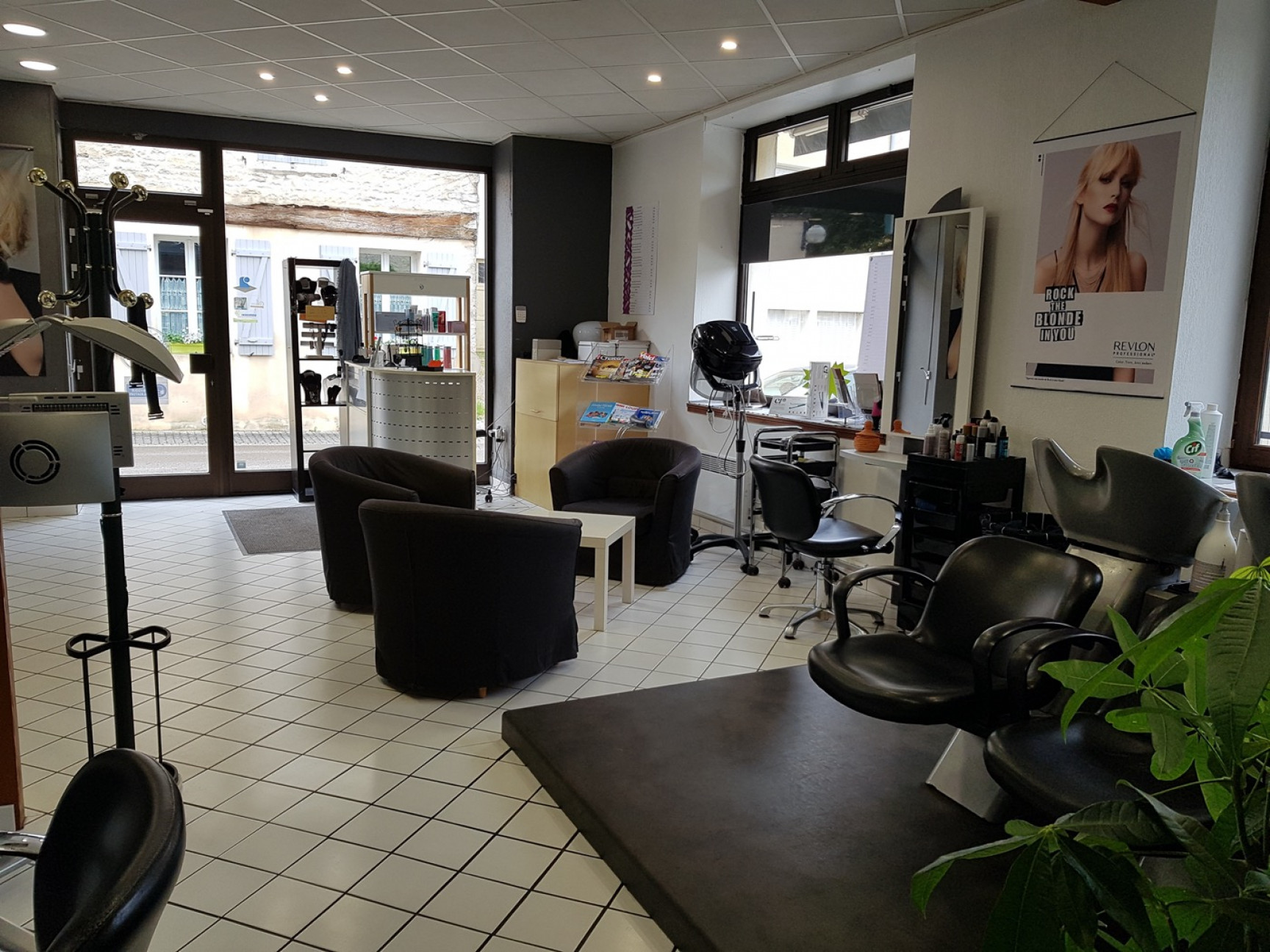 Fond de commerce de coiffure