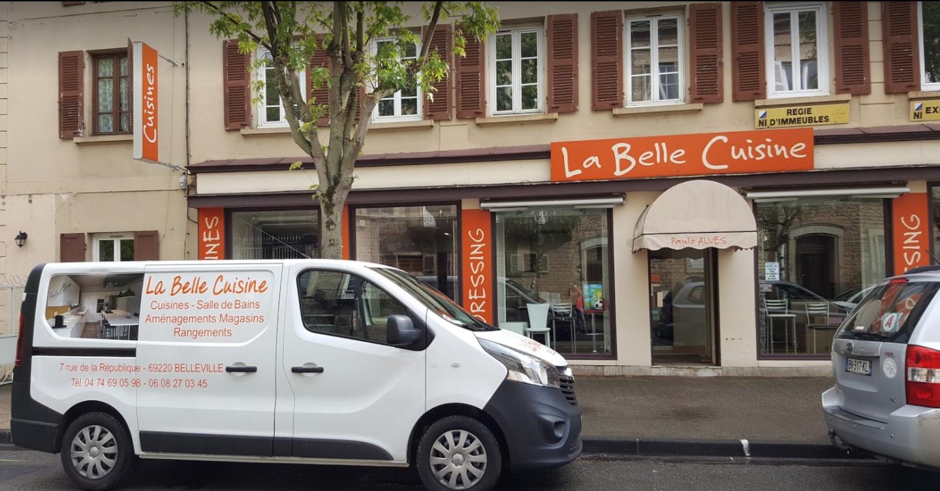 Magasin de cuisines - Cuisiniste (proche Lyon et Beaujolais)